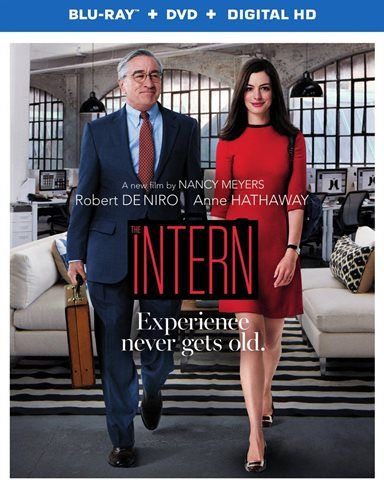 The Intern Blu-ray Review
