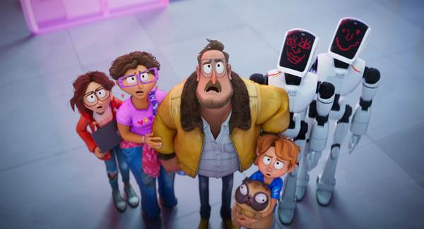 The Mitchells vs. The Machines © Netflix / Columbia Pictures. All Rights Reserved.