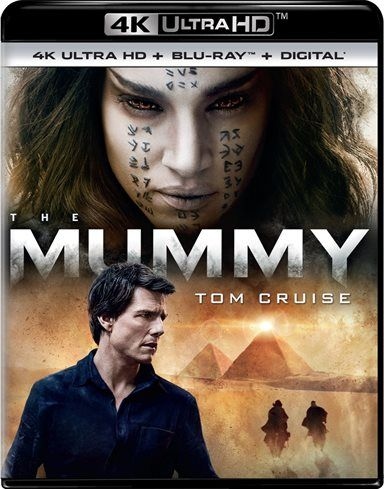 The Mummy 4K Ultra HD Review