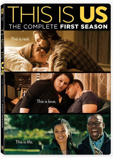 This is Us: The Complete First Season DVD Review