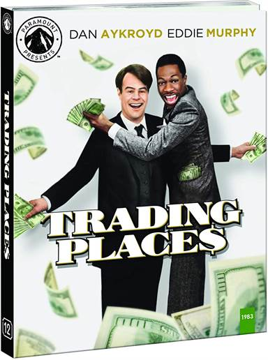 Paramount Presents: Trading Places Blu-ray Review