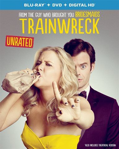 Trainwreck Blu-ray Review