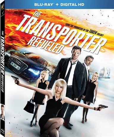 The Transporter: Refueled Blu-ray Review