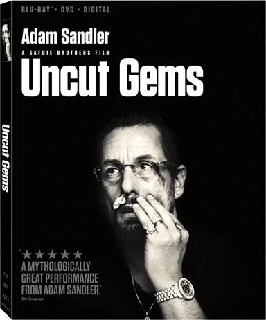 Uncut Gems Blu-ray Review