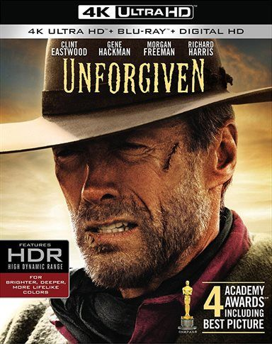 Unforgiven 4K Ultra HD Review
