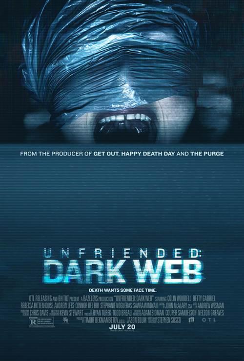 Unfriended: Dark Web