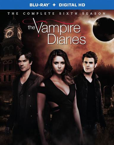 The Vampire Diaries Season 6 Blu-ray Review