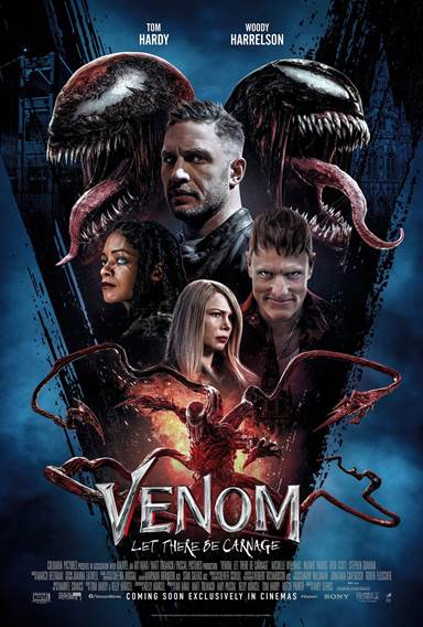 Venom: Let There Be Carnage Theatrical Review