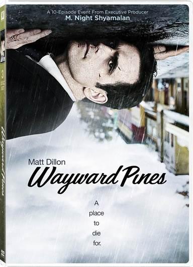 Wayward Pines DVD Review