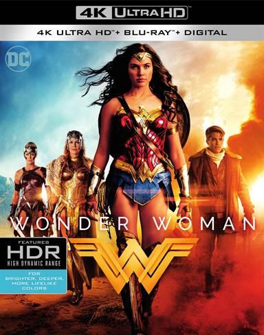 Wonder Woman 4K Ultra HD Review