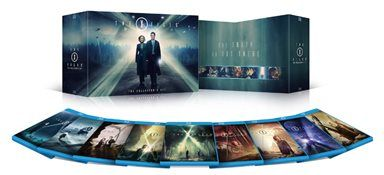 X-Files: The Collector's Set Blu-ray Review
