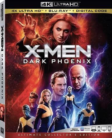 Dark Phoenix 4K Ultra HD Review
