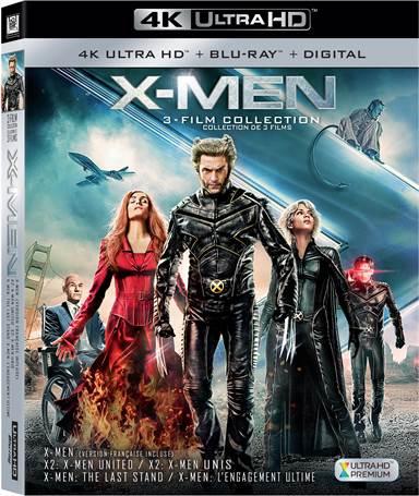 X-men Trilogy Box Set 4K Ultra HD Review