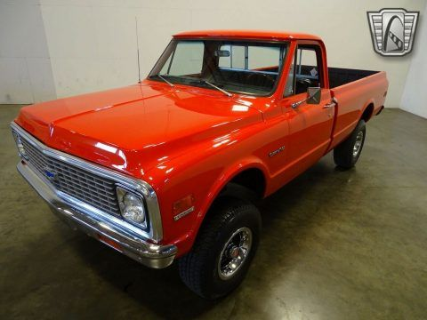 1971 Chevrolet Pickups for sale
