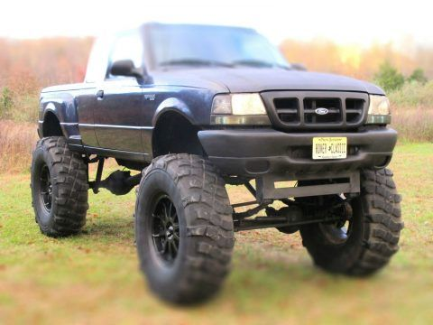 1999 Ford Ranger XLT for sale