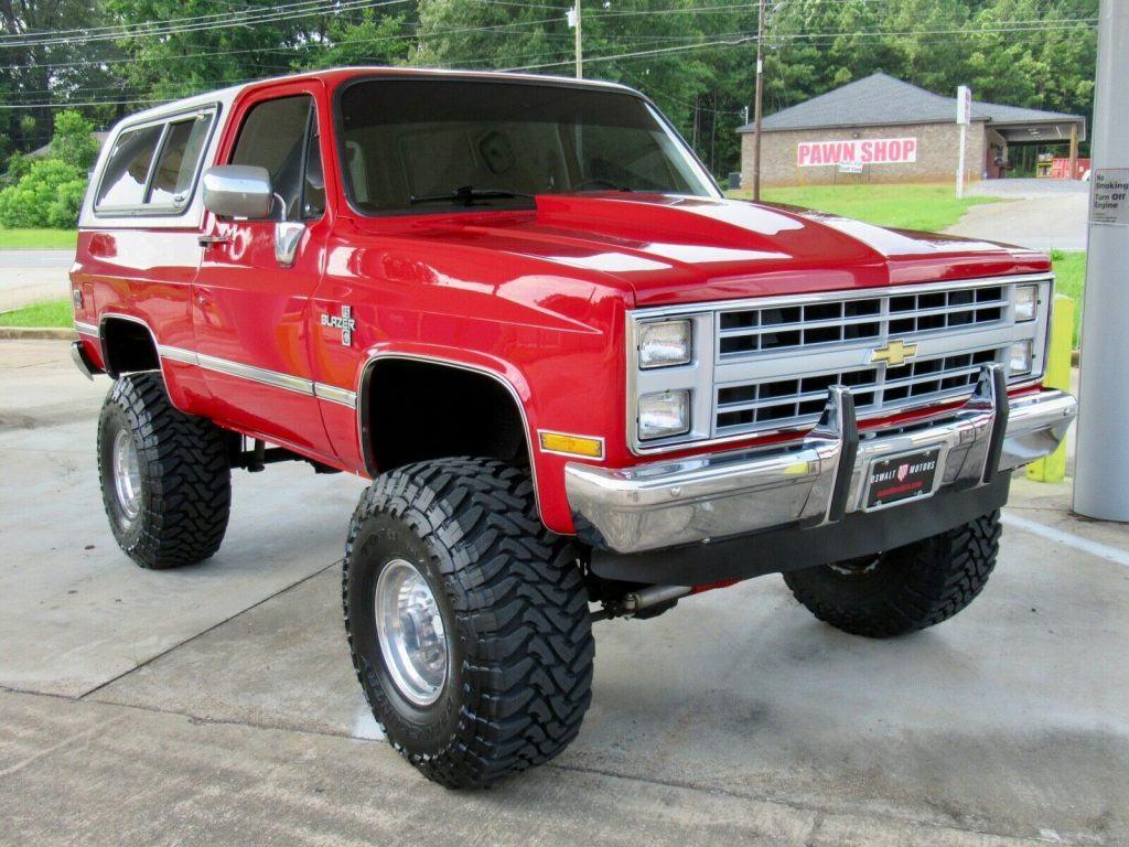 1987 Chevrolet C 10