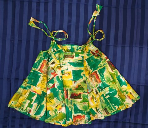 Buy Quality Cotton Frock in Mix Colour