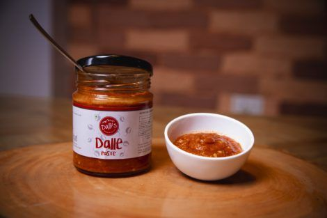 Buy Dalle Chilli Paste