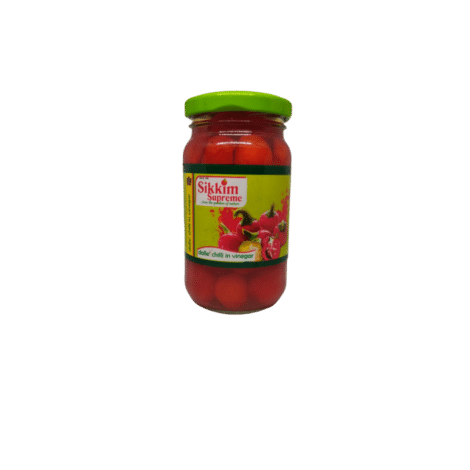 Sikkim Supreme Dalle Chilli in Vinegar 200 gms
