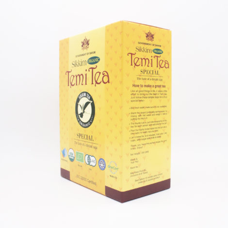 Temi Tea Special Packet