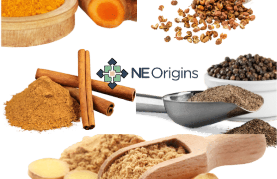 SPICES OF MEGHALAYA