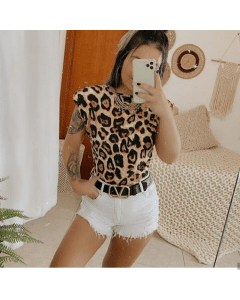Blusa muscle