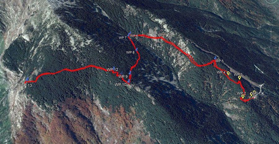 tours/Map pelister views
