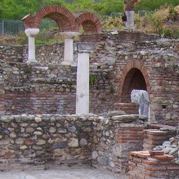 Ancient roads to Prespa Lake