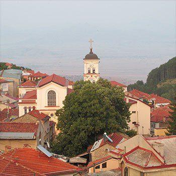 Krushevo to Bitola