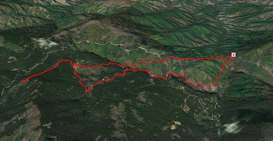 tours/map karadzica