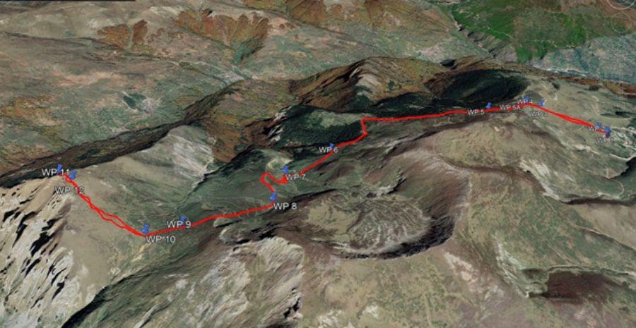 tours/map peak plat