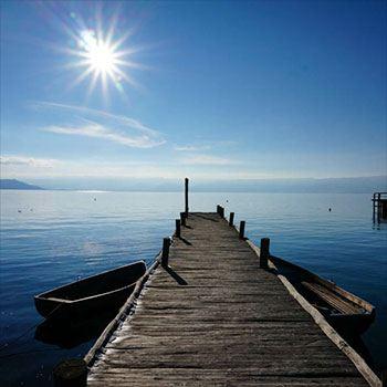 Exploring lakes Prespa & Ohrid