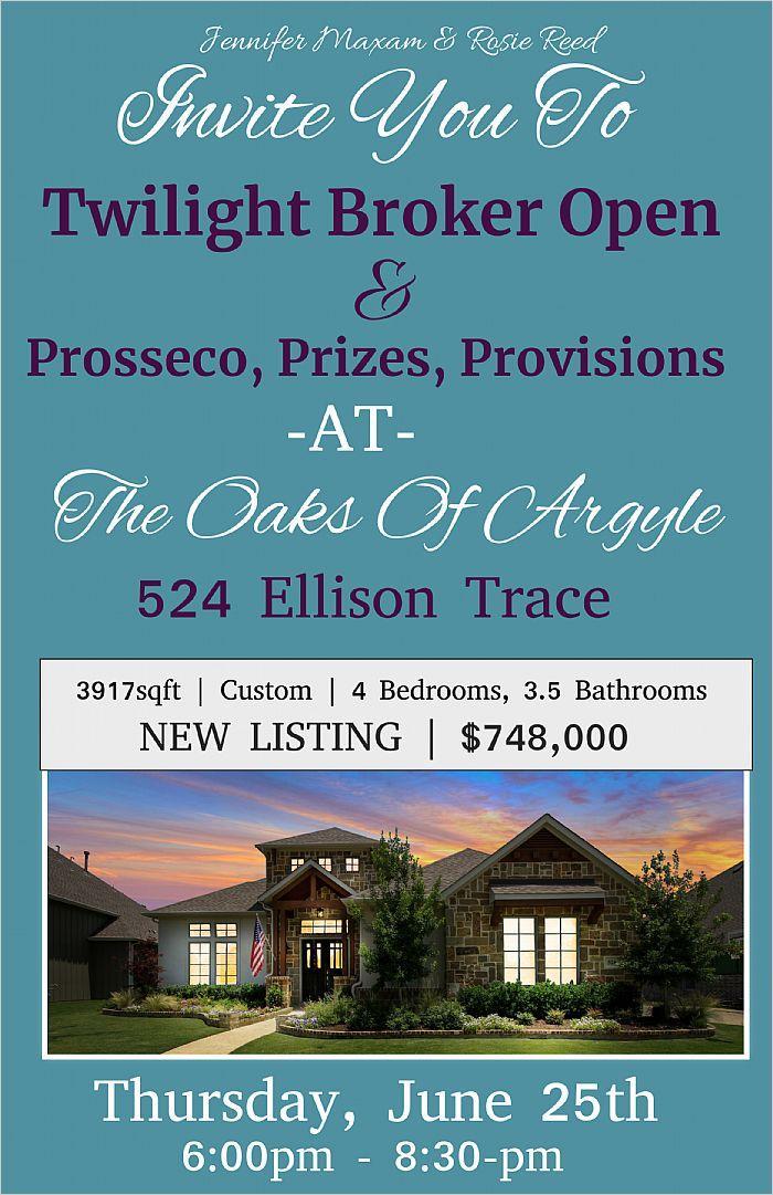Elfyer - Argyle, TX House - For Sale