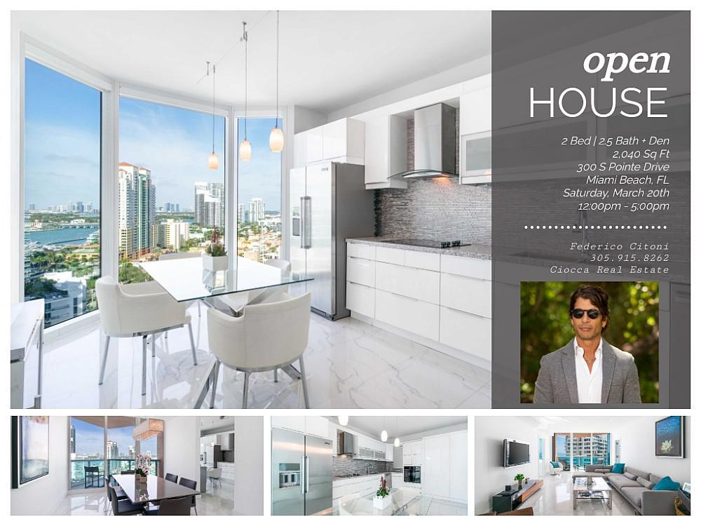 Elfyer - Miami Beach,  House - For Sale