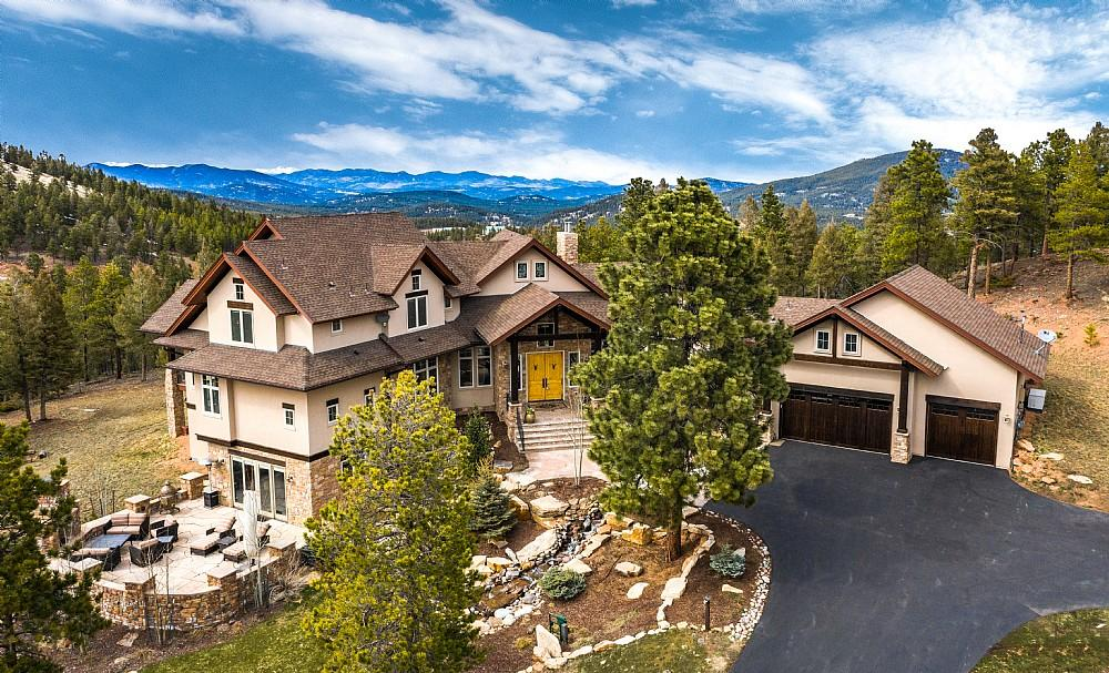 Elfyer - Conifer, CO House - For Sale