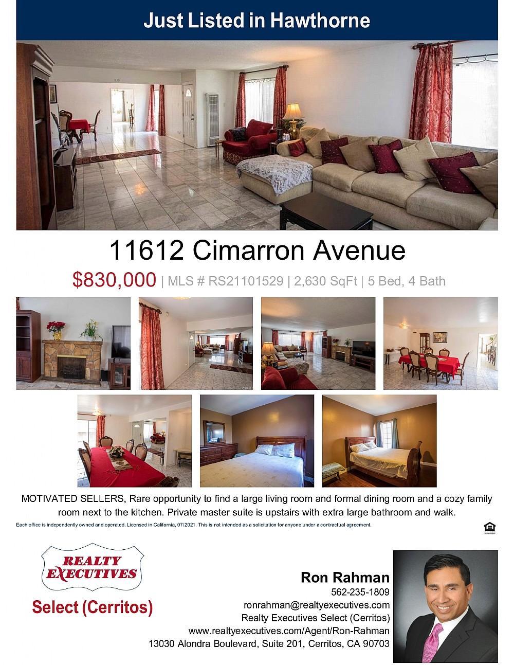 Elfyer - Hawthorne, CA House - For Sale