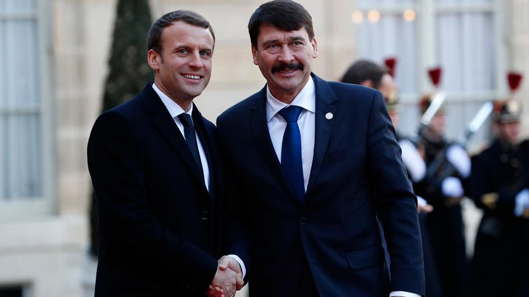 Macron megkongatta a vészharangot a klímaváltozás ügyében