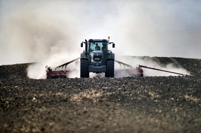 A mezőgazdaság is jelentős kibocsátó Forrás: AFP/Daniel Mihailescu
