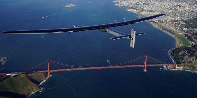 Újra a felhők között a napelemes repülőgép – Solar Impulse 2