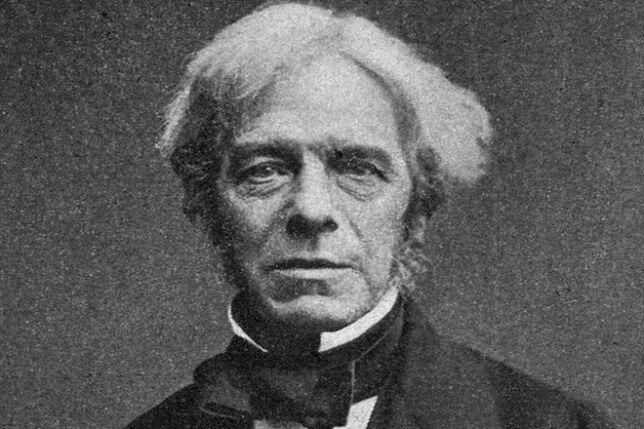 Michael Faraday brit fizikus Forrás: Wikipédia | ClimeNews