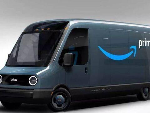 100 000 tisztán elektromos kisteherautót rendelt a Riviantól az Amazon | ClimeNews