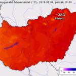 Rekord meleg május volt Európában