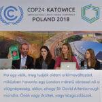 Tragikomikus, elhallgatott tény a COP24-en ! (frissítve)