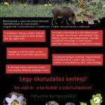 A kerti zöldhulladék veszélyes a természetes élőhelyekre nézve!