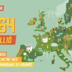 Állampolgárok termelhetnék meg az EU áramszükségletének 45%-át 2050-re