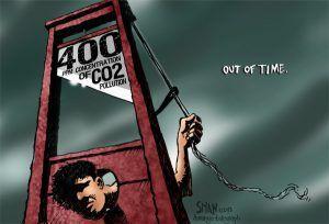 WMO: nemzedékeken át a küszöbérték fölött marad a szén-dioxid globális légköri átlagkoncentrációja