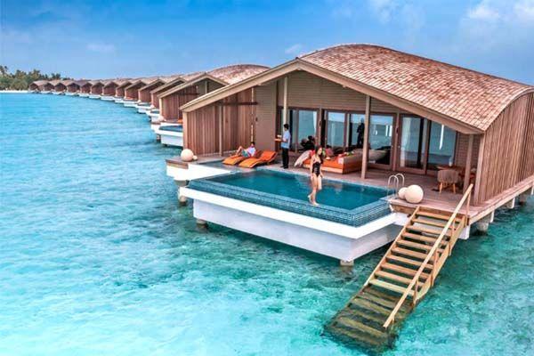 Maldív – Megnyílt a világ első 100%-osan napenergiával működő luxus üdülője