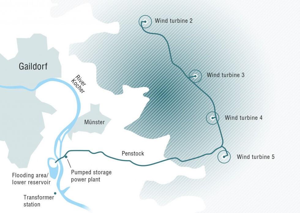Íme a kombinált szél-vízerőmű, mely szélcsendben is termel áramot - ClimeNews