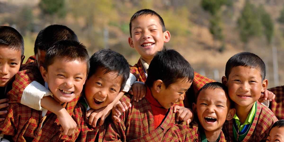 Bhután – A Boldogság Királysága