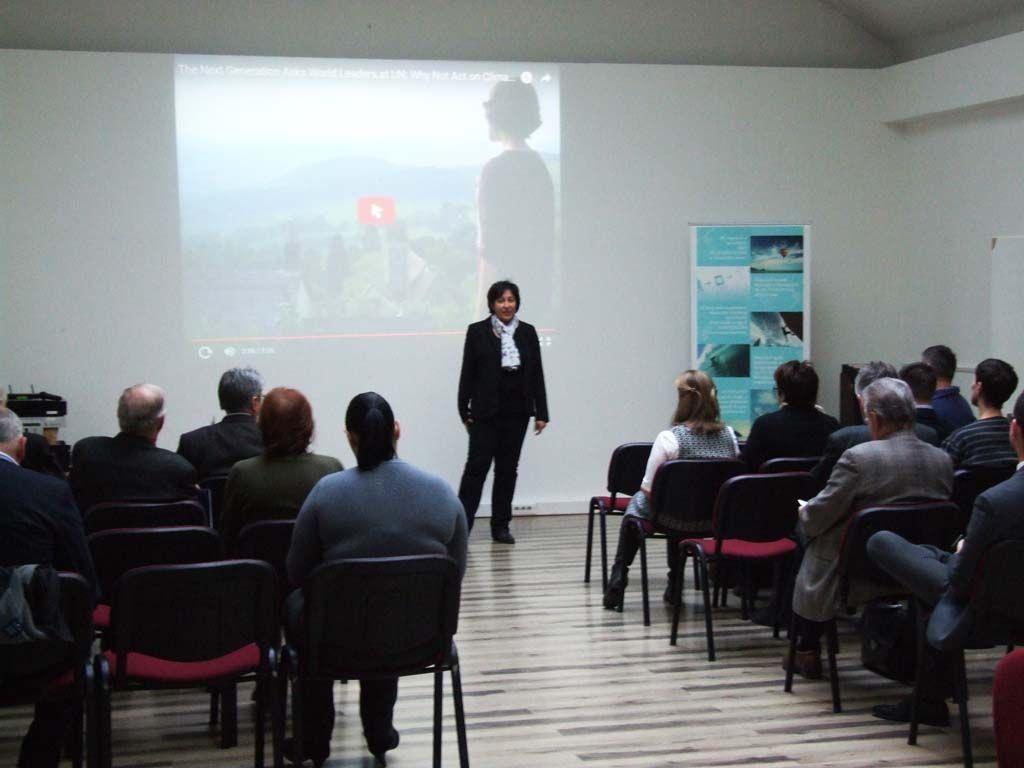 Varga Virág - Carbon Online - Találkoztak a karbonsemlegesített cégek vezetői - ClimeNews
